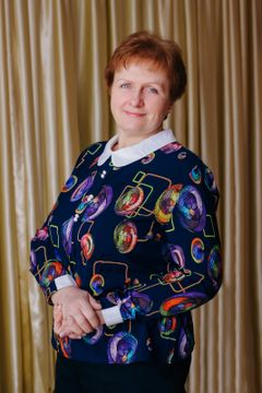 Полякова Вера Станиславовна