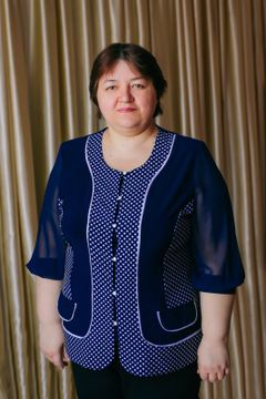 Куканова Ольга Борисовна