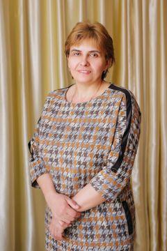 Жильцова Ирина Витальевна