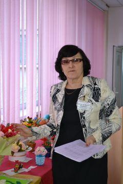 Бухарева Ирина Ивановна