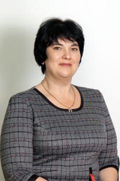 Захарова Оксана Петровна