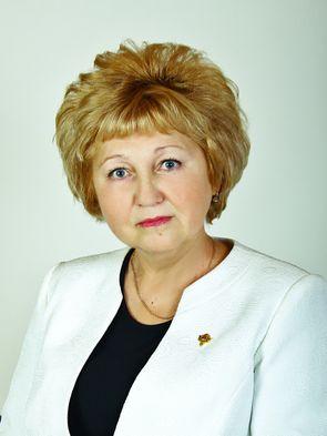 Тамара Александровна Литвинова (при губернаторе Ленинградской области)