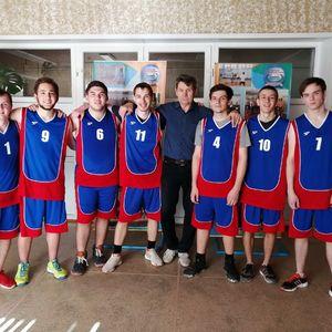 Соревнования по баскетболу среди студентов ССУЗов города Балаково