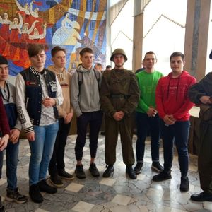Праздник афганцев-ветеранов
