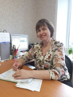 Назарова Ольга Сергеевна