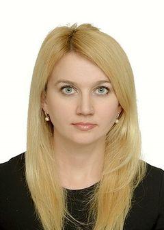 Кожухарь Людмила Евгеньевна