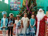 1-2 класс с подарками от Деда Мороза и Снегурочки