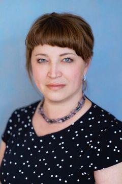 Алевская Юлия Валерьевна