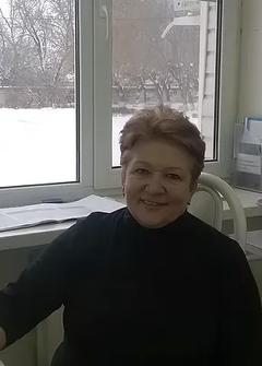 Митилова Надежда Николаевна
