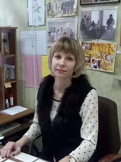 Шибанова Елена Владимировна