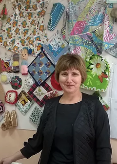 Зубахина Вера Вячеславовна