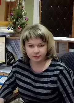 Крюкова Светлана Вячеславовна