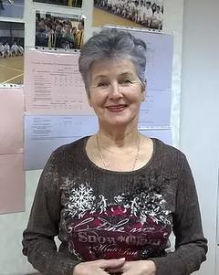Алешина Вера Александровна
