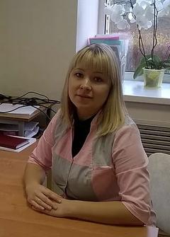 Секарева Евгения Эдуардовна