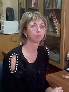 Цаплова Ирина Владимировна