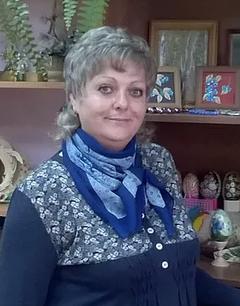 Сухарева Надежда Ивановна