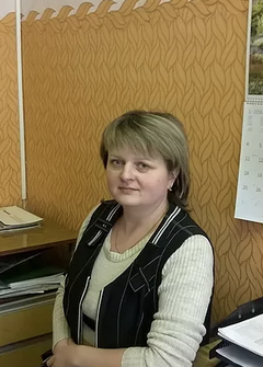 Скребец Татьяна Валентиновна