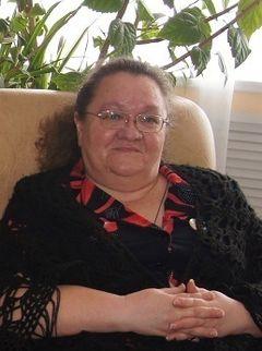 Хальзова Любовь Петровна