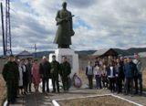 Памятник сотрудникам и выпускникам, погибшим в годы Великой Отечественной войны