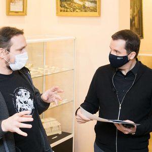 Рабочая поездка губернатора в Холмогорский район