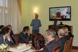 Общественные слушания конкурсных работ на премию имени М.В.Ломоносова