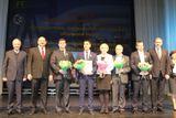 Лауреаты премии имени М.В.Ломоносова 2016 года