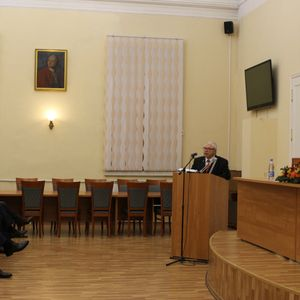 Вечер памяти академика Н.П. Лавёрова