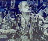 М.В.Ломоносов. Гравюра Н.Наговицына
