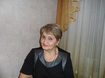 Киселёва Галина Борисовна