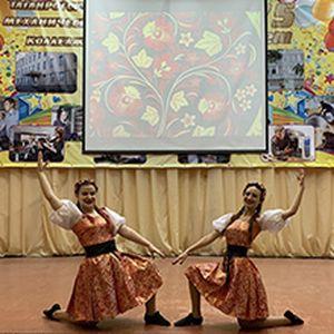 Призеры областного Фестиваля искусств русской культуры