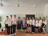 Ученики 10 класса  - призеры конкурсов