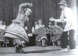 Знаменитая «Парочка» — Эльза Баландис и Василий Кононов.