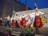 «Кантеле» на фестивале народного танца «Земплен» в Венгрии, 2005 г.
