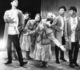 «Олонецкие ребята». Середина 1960-х гг. Солисты — Евгений Скачков и Вера Малафеева