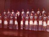 Хор «Кантеле», руководитель — Игорь Крушельницкий. 1988-89 гг.
