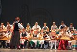 Дарав составе сводного оркестра кантелистов Карелии под управлением Елены Магницкой