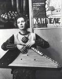 Валентина Матвеева — лицо «Кантеле»