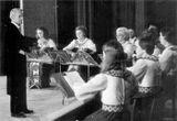 Оркестр «Кантеле» под управлением Льва Афанасьевича Косинского. 1983 г.