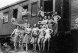 Гастроли на колесах по Сибири и Уралу. 1952