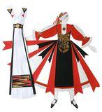 Эскизы костюмов и детали костюмов для оркестра и балета. 1998 г.