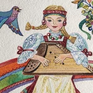 Kantele-GO! объявил конкурс рукописей произведений для кантеле