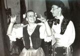 Венгерский танец — Эльза Баландис и Леонид Игнатьев.