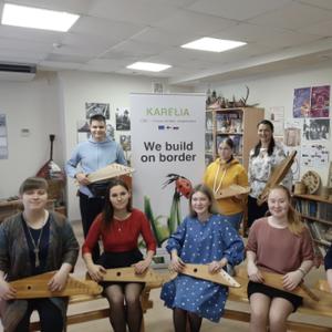 Kantele-GO! мастер классы прошли в Петрозаводске