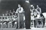 Концерт «Кантеле» на встрече с работниками искусства г.Москвы, 1951