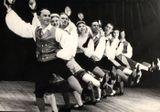 Финский танец «Летка-Енька», постановка Хельми Мальми. 1967