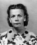 Эльза Баландис в 1950-х гг.