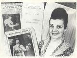 Поет Сиркка Рикка. Фото из Национального архива Республики Карелия