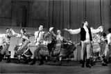 «Северная кадриль» в зале им. П.И.Чайковского. 1986 г.