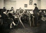 Оркестр «Кантеле» в Детском доме. 20 октября 1932