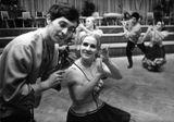 Борис и Анна Шустовы. Вепсский танец с ложками (постановка В.Кононова)